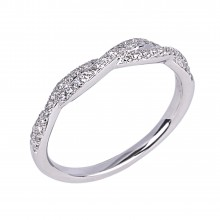 Diamond Wedding Bands SGR946W (Rings)