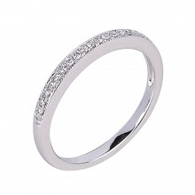 Diamond Wedding Bands SGR947W (Rings)