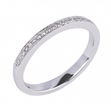 Diamond Wedding Bands SGR948W (Rings)