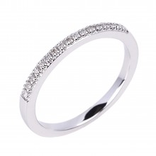 Diamond Wedding Bands SGR956W (Rings)