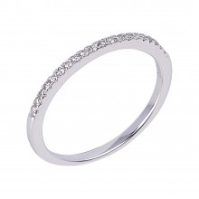 Diamond Wedding Bands SGR959W (Rings)