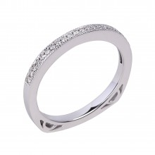 Diamond Wedding Bands SGR960W (Rings)
