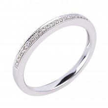 Diamond Wedding Bands SGR961W (Rings)