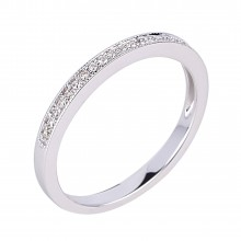 Diamond Wedding Bands SGR962W (Rings)