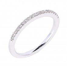 Diamond Wedding Bands SGR964W (Rings)