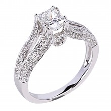 Diamond Engagement Rings SGR875 (Rings)