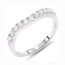 Diamond Anniversary Rings SGR545 (Rings)