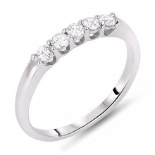 Diamond Anniversary Rings SGR599 (Rings)