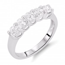 Diamond Anniversary Rings SGR643 (Rings)