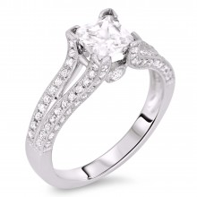 Diamond Engagement Rings SGR413 (Rings)