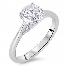 Diamond Solitaire Rings SGR530 (Rings)