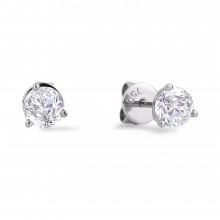Diamond Stud Earrings SGE129 (Earrings)