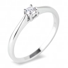 Diamond Solitaire Rings SGR494 (Rings)