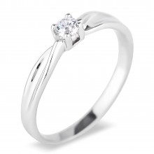 Diamond Solitaire Rings SGR495 (Rings)