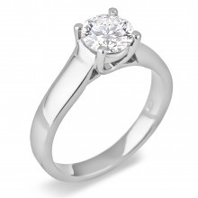 Diamond Solitaire Rings SGR737 (Rings)