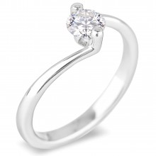 Diamond Solitaire Rings SGR518 (Rings)