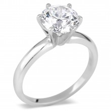 Diamond Solitaire Rings SGR512 (Rings)