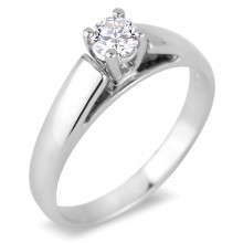 Diamond Solitaire Rings SGR515 (Rings)