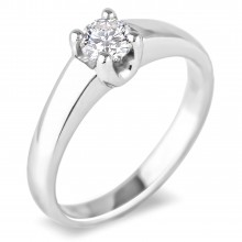 Diamond Solitaire Rings SGR521 (Rings)