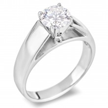 Diamond Solitaire Rings SGR522 (Rings)