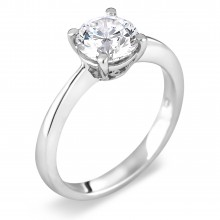 Diamond Solitaire Rings SGR740 (Rings)