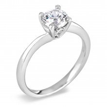 Diamond Solitaire Rings SGR742 (Rings)