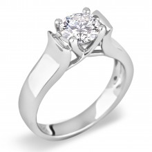 Diamond Solitaire Rings SGR801 (Rings)
