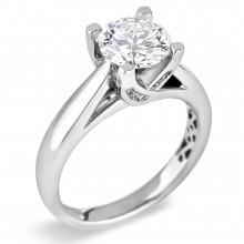 Diamond Solitaire Rings SGR853 (Rings)