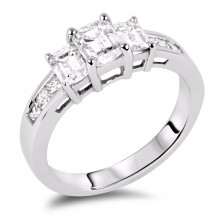 Diamond Engagement Rings SGR847 (Rings)