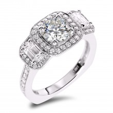Diamond Engagement Rings SGR900 (Rings)