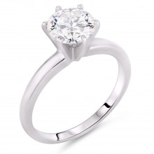 Diamond Solitaire Rings SGR511 (Rings)