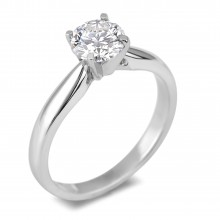 Diamond Solitaire Rings SEC2493 (Rings)