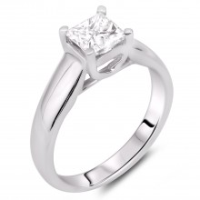 Diamond Solitaire Rings SEC2511 (Rings)
