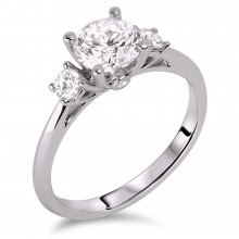 Diamond Engagement Rings SGR915 (Rings)