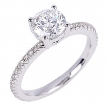 Diamond Engagement Rings SGR886 (Rings)