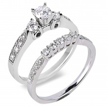 Diamond Engagement Rings SGR568 (Rings)