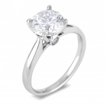 Diamond Solitaire Rings SGR996 (Rings)