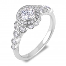 Diamond Engagement VRE00019W ()
