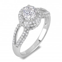 Diamond Engagement VRE00027W ()