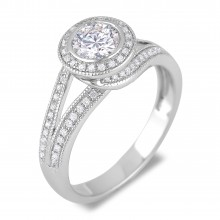 Diamond Engagement VRE00018W ()