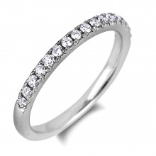 Diamond Wedding Bands SGR1064W (Rings)