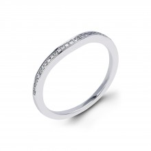 Diamond Wedding Bands SGR720W (Rings)