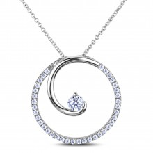 Diamond Pendants SGP326 (Pendants)