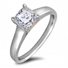 Diamond Solitaire Rings SGR1150 (Rings)