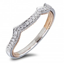 Diamond Wedding Bands SGR1154W (Rings)