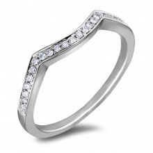 Diamond Wedding Bands SGR1175W (Rings)