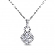 Diamond Pendants SGP302 (Pendants)