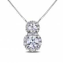 Diamond Pendants SGP299 (Pendants)