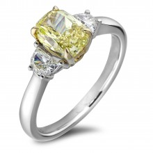 Diamond Three Stone Rings SGR1191 (Rings)