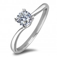 Diamond Solitaire Rings AFCR1386020 (Rings)